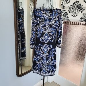 WHBM slip on Jersey dress